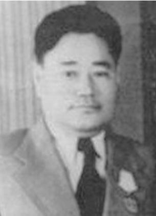 Совет иттипақиниң шәрқий түркистан җумһурийитидики мәхпий хадими, дохтур һаким җаппар яруллабекоф (1907-1992).