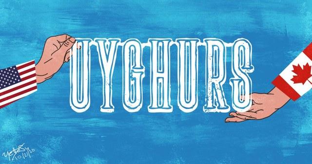 Yettesu bir közge körün'gen Uyghur sen'etkari. U 2019-yili dékabirdin bashlap, öz sen'iti arqiliq Uyghurlarning kishilik hoquqni ochuq-ashkara teshebbus qildi.