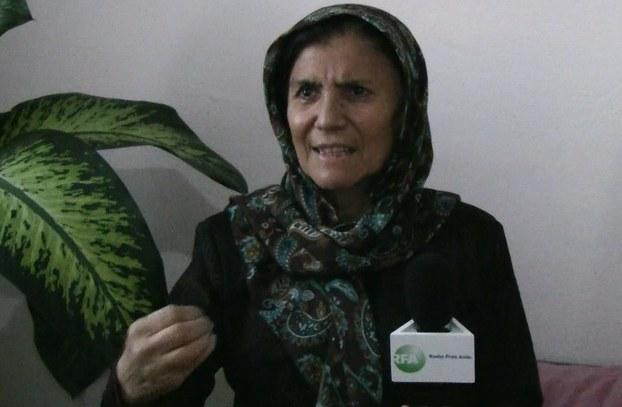 ئافغانىستاندا يېرىم ئەسىردىن ئارتۇقراق ياشىغان ئۇيغۇر ئانا بىبىگۈل ھەمىدى. 2016-يىلى فېۋرال، تۈركىيە.