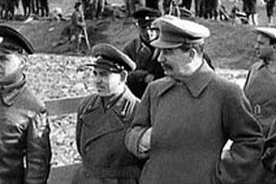 جوسېف ستالىن.