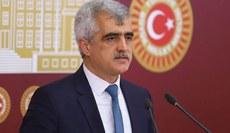 Türkiye parlaméntidiki xelq démokratiyesi partiyesining parlamént ezasi, kishilik hoquq komitétining ezasi ömer faruq gergerli'oghlu ependi yighinda sözde. 2020-Yili 22 öktebir, enqere.