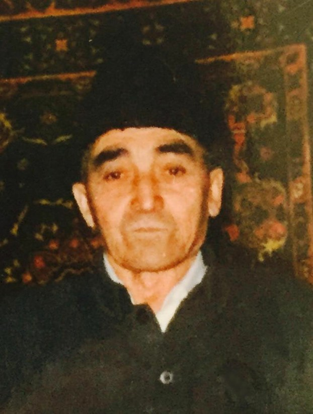 Низамидин һүсәйин әпәнди. 1992-Йили, үрүмчи.